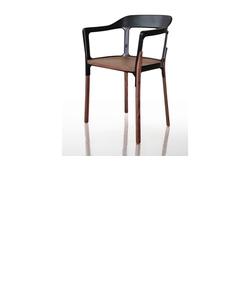 【受注生産品】Steelwood Chair スティールウッド チェア