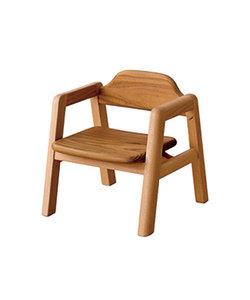 【受注生産品】kids furniture キッズスタッキングチェア(スギ) KF200J