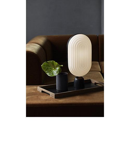 【スマート電球付】ARC  テーブルランプ KT388