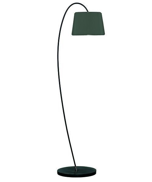 【スマート電球付】SNOWDROP ペーパーシェード フロアランプ KF320MSW/KF320MAG