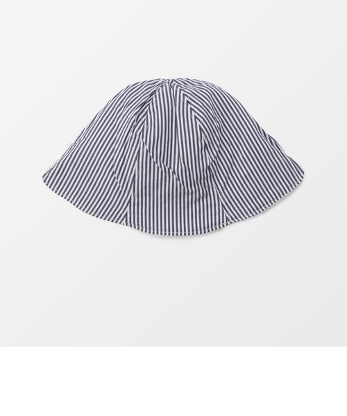 ベビーリバーシブル帽子