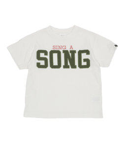 GROOVY COLORS | テンジク SING A SONG BIG Tシャツ