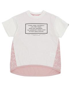 GROOVY COLORS | テンジク GEOMETRIC パターン フレアー Tシャツ