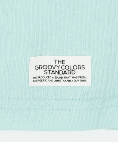 GROOVY COLORS | テンジク GROOVY COLORS 長袖Tシャツ