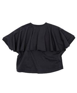 SWAP MEET MARKET  | 24/-バックフレアー5分袖Tシャツ
