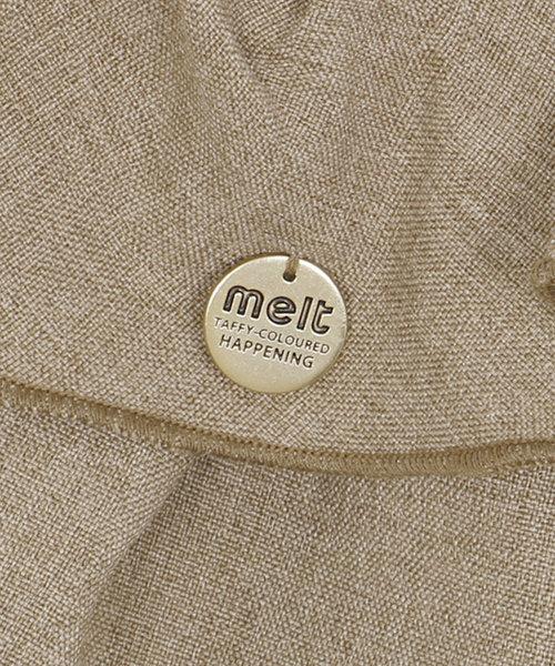 melt | ペプラムギャザーショーツ