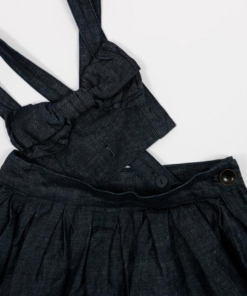 melt | ビッグリボンジャンパースカート