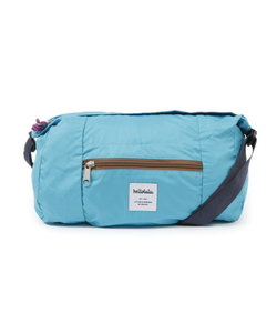 Hellolulu | Packable Compact Boston Bag