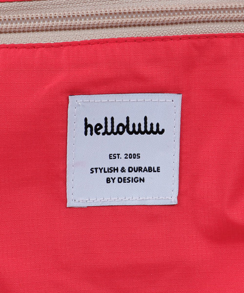Hellolulu | Packable Boston Bag