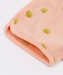 quoti use fith | ポコポコドットジャガード天竺3分丈ショートパンツ