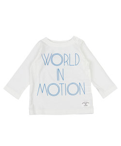 GROOVY COLORS | テンジク WORLD BABY TEE