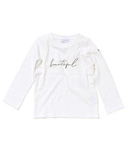 16/-ソフトテンジク 'beautiful' 長袖 Tシャツ