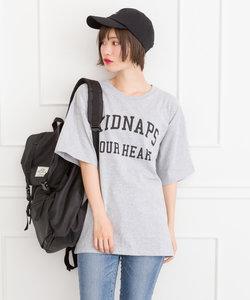 【CAP付】ロゴBIG Tシャツ