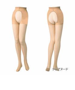 足袋用タイツ パンティ部レスタイプ 30デニール