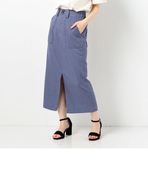 A-ベイカーロングスカート
