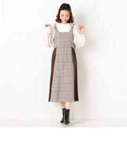 A-脇プリーツスカート