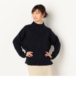 A-天竺編みプルオーバー
