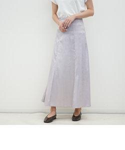 ジャガードサテンマーメイドスカート