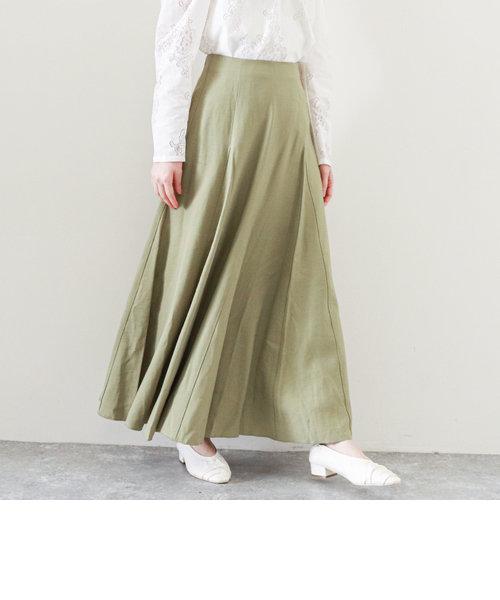 ハギ切替スカート