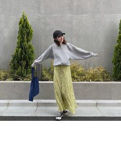 【web限定item】レースマーメイドスカート
