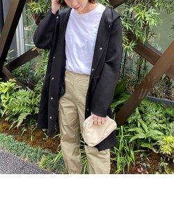 ボンディングフードジャケット