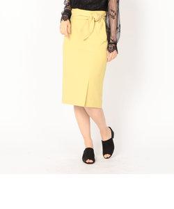共リボンタイトスカート