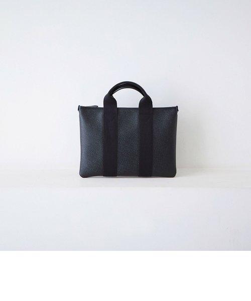 [トプカピ ブレス] TOPKAPI BREATH スコッチグレイン ネオレザー PCバッグ