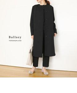 Ballsey ソフトノーカラー ロングコート