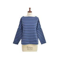 【セール!】Traditional Weatherwear ビッグマリン ボートネックシャツ