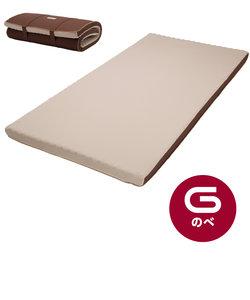 ムアツマットレスパッド<br>マットレス・布団に重ねて使用するタイプ<br>セミダブルサイズ