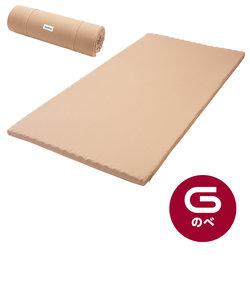 ムアツパッド<br>マットレス・布団に重ねて使用するタイプ<br>シングルサイズ