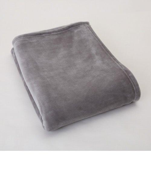 ニューマイヤー毛布ソリッド シングル<br>静電気防止