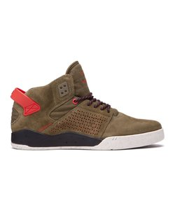 SKYTOP III / OLIVE RISK RED