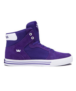 VAIDER / PURPLE WHITE