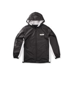 WIND JAMMER JACKET / BLACK LIGHT GREY