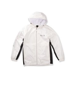 WIND JAMMER JACKET / WHITE BLACK