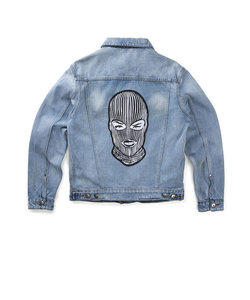 BADWOOD DENIM JACKET / DENIM