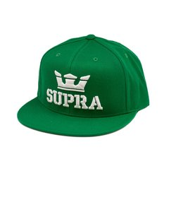 ABOVE SNAPBACK / GREEN WHITE