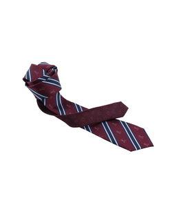MICKEY ストライプ柄ネクタイ7cm幅