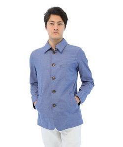 コードレーンシャツジャケット