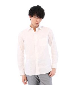renomaペイズリー柄ジャガードシャツ
