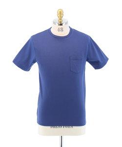 アメリカンシーアイランドコットン半袖クルーネックTシャツ