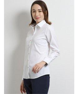 イージーケア綿100% レギュラーカラースキッパー長袖シャツ