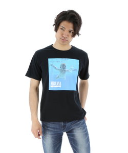semantic design×NIRVANA NEVERMIND Tシャツ