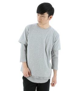 3点セットレイヤードTシャツ