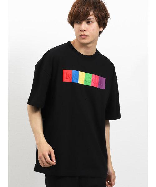 9ffe39d47db カンゴール/KANGOL BOX発砲ロゴクルーネックTシャツ | semantic design ...