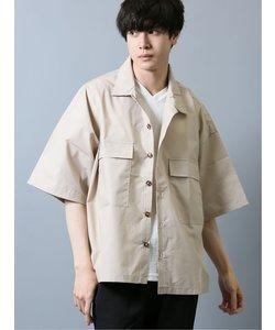 タイプライター CPO半袖シャツ