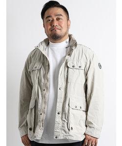 【大きいサイズのメンズ服・グランバック】シナコバ/SINACOVA フード付マリンジャケット