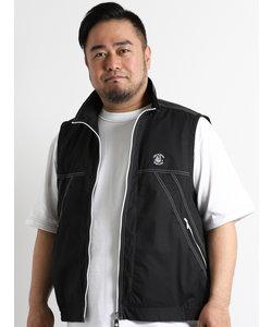 【大きいサイズのメンズ服・グランバック】シナコバ/SINACOVA フルジップベスト