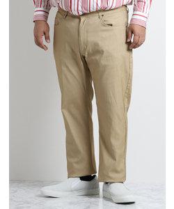 【大きいサイズのメンズ服・グランバック】接触冷感ハイパーストレッチ5ポケットパンツ